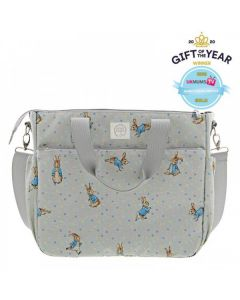 Peter Rabbit Baby Collection Changing Bag by Enesco A29581