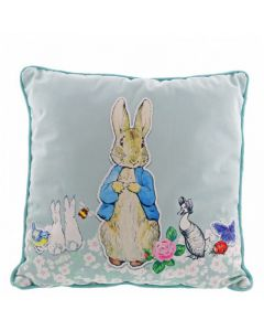 Peter Rabbit Pin-Up Cushion by Enesco A29605