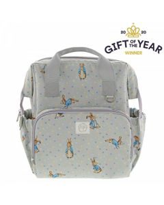 Peter Rabbit Baby Collection Changing Backpack by Enesco A29867