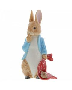 Peter Rabbit with Pocket-Handkerchief Limited Edition by Enesco A30047