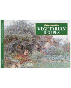 Salmon Favourite Vegetarian Recipes Book SA059