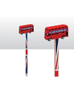 Bus Topped Pencil 67453