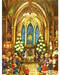 Richard Sellmer Advent Calendar In The Church 713