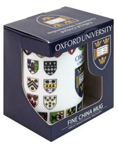 Oxford College Crest Mug boxed 73729