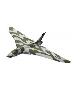 Corgi Avro Vulcan B.2 XM575, RAF No.101 Sqn, Waddington Wing, 1975. AA27204