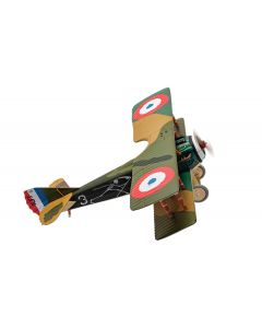 Corgi AA37909 Spad XIII 'White 3', Pierre Marinovitch, Escadrille Spa 94 'The Reapers', Youngest French Air Ace of WWI