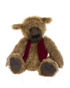 ABS186001 Alice's Bear Shop Woodroffe by Charlie Bears