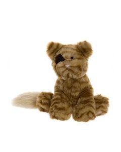 Alice's Bear Shop Captain the Cat by Charlie Bears ABS186008