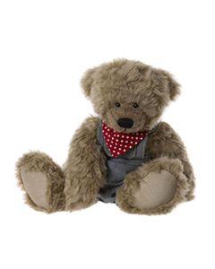 Alice's Bear Shop Cobby Teddy Bear by Charlie Bears ABS186008