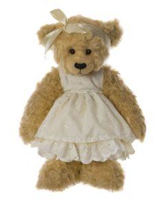 Alice's Bear Shop Sandy Teddy Bear by Charlie Bears ABS186009