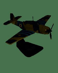 Oxford Diecast Grumman Avenger J2490 855 Sqn Hawkinge FAA June 1944 AC099