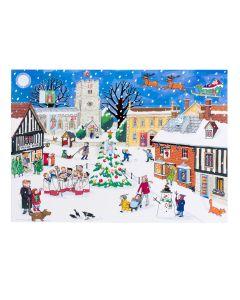 Alison Gardiner Christmas in the Village Advent Calendar AC1