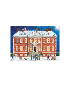Alison Gardiner Country House Christmas Advent Calendar ACC3