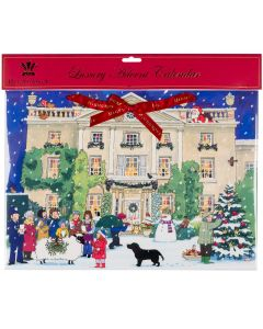 Alison Gardiner Highgrove House at Christmas Advent Calendar AC8