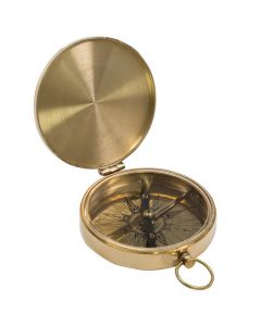 Authentic Models 18 C. Compass-Sundial Small CO028