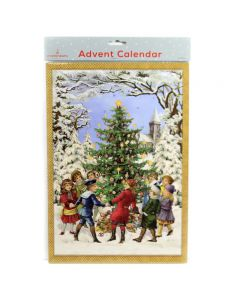 Coppenrath Dancing Round the Tree Traditional Advent Calendar ACL70013