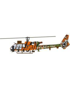 AV7224011 - 1/72 WESTLAND GAZELLE ARMEE DE TERRE TIGER MEET by Aviation72