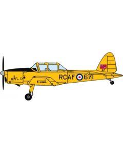 AV7226007 - 1/72 DHC1 CHIPMUNK ROYAL CANADIAN AIR FORCE TRAINER 671