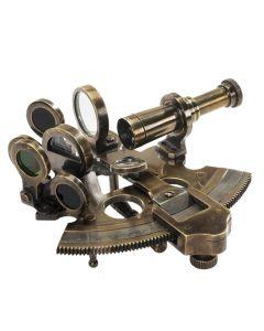 Authentic Models Bronze Pocket Sextant KA030