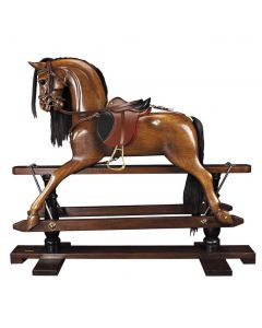 Authentic Models Victorian Rocking Horse RH006