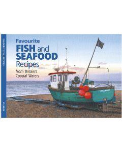 Salmon Favourite Fish And Seafood Recipes Book Sa058