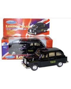 London Friction Black Taxi by Thomas Benacci 397