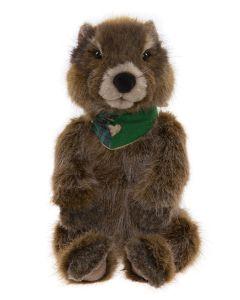 Charlie Bears Bearhouse Bears Woodchuck BB214103 Due Q1 2021