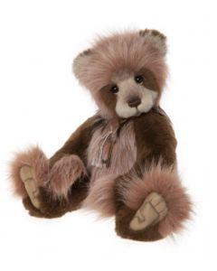 Charlie Bears Denise Panda Plumo Teddy Bear CB202048B