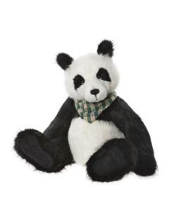 Charlie Bears Berwin Plush Panda Teddy Bear CB202065