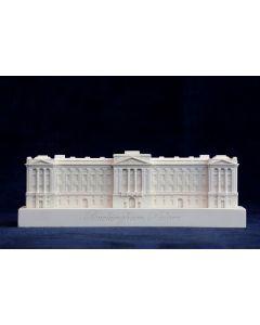 Buckingham Palace Plaster Sculpture L17.5cm