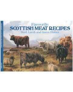 Salmon Favourite Scottish Meat Recipes Book SA067
