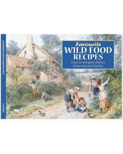 Salmon Favourite Wild Food Recipes Book SA108