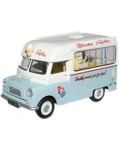 Oxford Diecast Bedford CA Ice Cream Van Mr Softee CA021