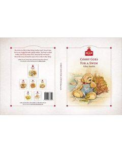 Alice's Bear Shop storybook Captain's Treasure ISBN 9781912878000