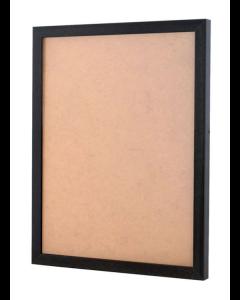 35.5cm x 27.9cm Photo Frame Black | Homestyle