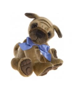 CB175141 Biscuit Dog Plush by Charlie Bears