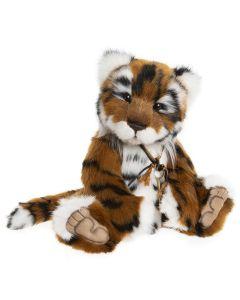 "Charlie Bears Minikin tiger 14"" (35cm) CB202063"