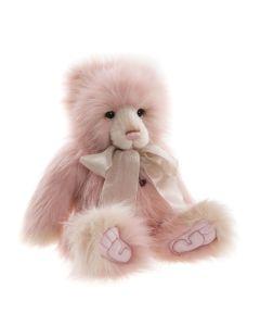 Charlie Bears Tania Plush Teddy Bear 44cm CB212093B