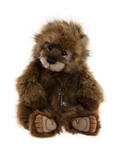 Charlie Bears Cinnamon CB212117A Due Q4 2021