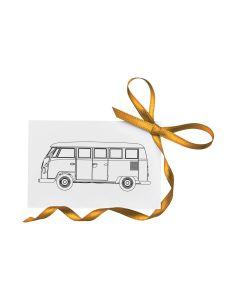 "Corgi CC02735 Volkswagen Campervan ""Happy Anniversary"""