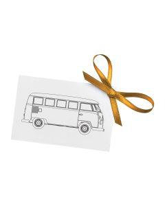 """Corgi CC02736 Volkswagen Campervan """"Congratulations"""""""