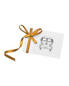 """Corgi CC02737 Volkswagen Campervan """"Just Married"""""""
