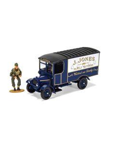 Corgi CC09003 Dads Army TV Series J. Jones Thornycroft van and Mr Jones Figure