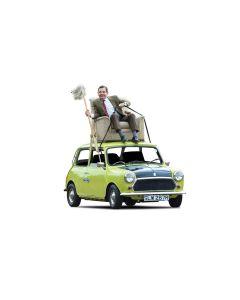 Corgi CC82114 Mr Bean's Mini 'Do-It-Yourself Mr. Bean'