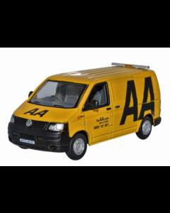 Oxford Diecast AA VW T5 Van 76T5V005