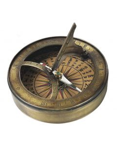 Authentic Models 18th C. Sundial & Compass CO012A