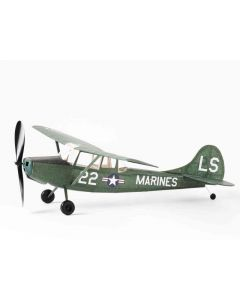 Cessna Bird Dog Balsa Wood Kit 1:24 by The Vintage Model Company VMC16