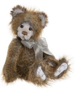 Charlie Bears Nick Plumo Teddy Bear 48cm CB202013A