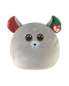 TY Chipper Mouse Xmas 2021 Squishaboo 35cm / 14inches 39212