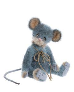 Charlie Bears Sweet Comfrey Mohair Mouse 28 cm SJ6040